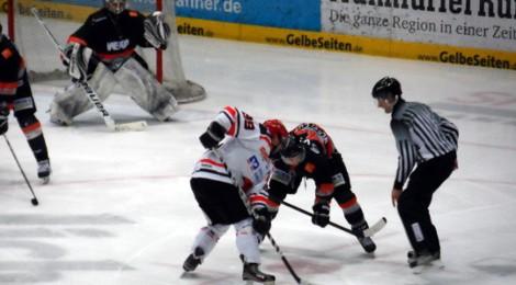 Löwen vs Saale Bulls am Bully